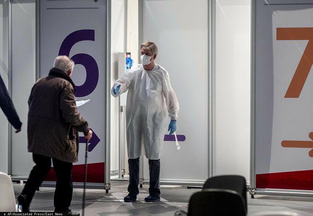 Koronawirus w Niemczech. Liczba zgonów w kraju jest bardzo wysoka