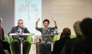 Olga Tokarczuk otrzymała literacką Nagrodę Nobla za 2018 rok