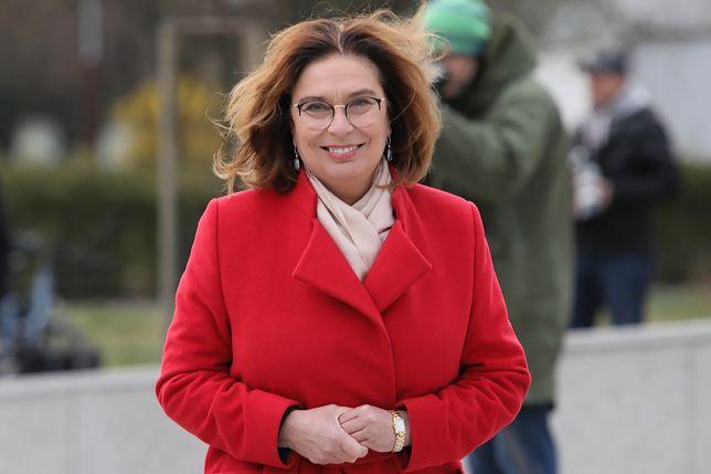 Wybory prezydenckie 2020. Małgorzata Kidawa-Błońska kandydatką PO