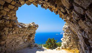 Rodos to jeden z popularniejszych greckich kierunków na wakacje