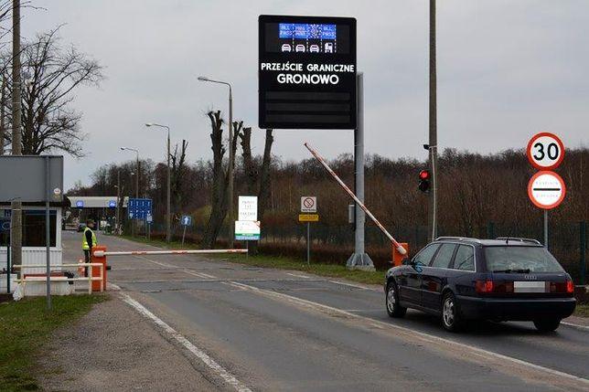 We wtorek lepszym wyborem będzie przejście graniczne w Grzechotkach