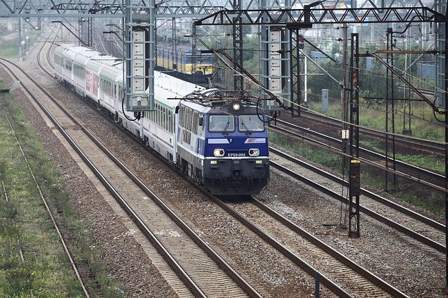 Stacja Warszawa Główna będzie ukończona we wrześniu