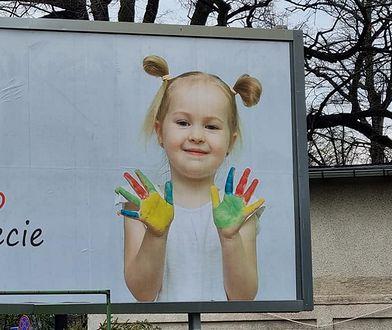 Warszawa. Nowy pomysł w walce na billboardy. Plakaty promujące in vitro