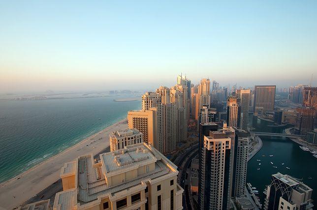 Dubaj. Kontynent. Najlepsze plaże