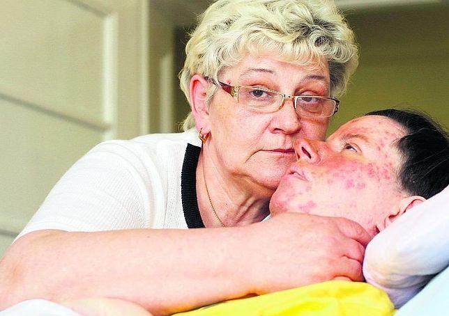 Wiesława Terka od lat walczy w sądach o sprawiedliwość