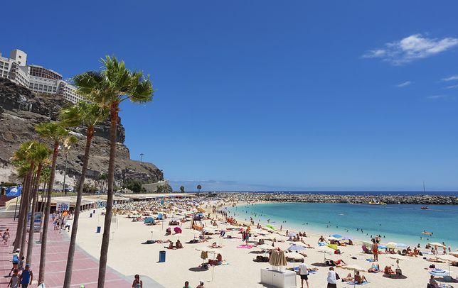 Wczasy na Wyspach Kanaryjskich - Gran Canaria