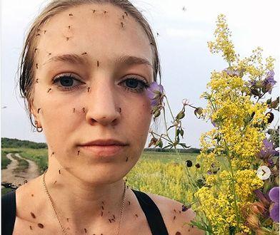 Anastasia Gruzdeva - mieszka na Syberii. Jej zdjęcia są komentowane na całym świecie
