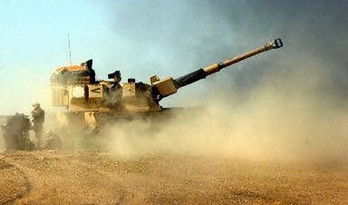 Jest tylko jeden cel - Bagdad