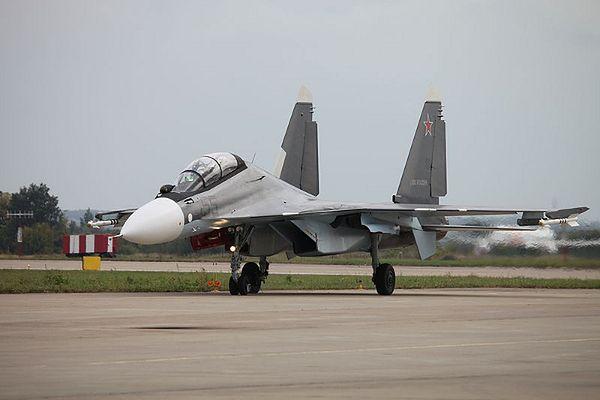 Władze USA: sprzedaż Iranowi rosyjskich Su-30 naruszałaby embargo