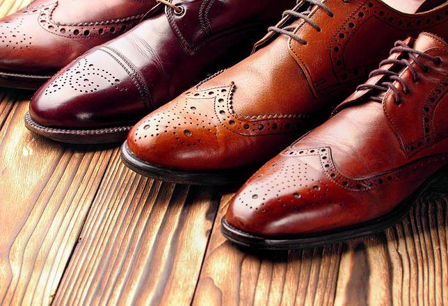 Eleganckie buty wizytowe nie muszą wyglądać monotonnie