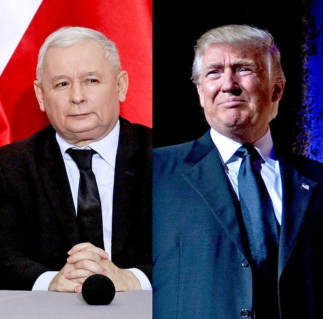 UE patrzy podejrzliwie na trójmorski szczyt Donalda Trumpa. Padają mocne słowa o Kaczyńskim