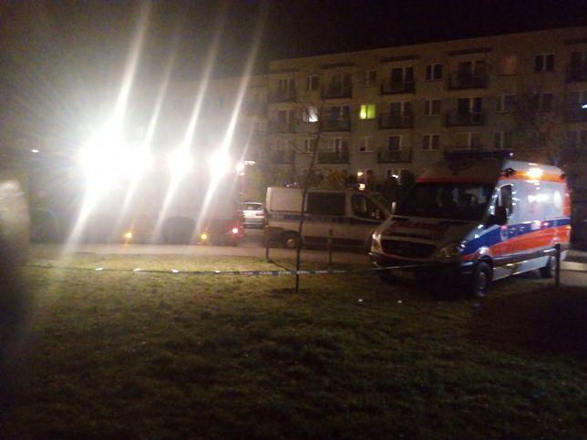 Leżajsk: pacjent uciekł ze szpitala psychiatrycznego. Skakał po balkonach