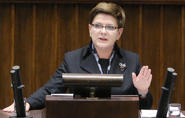 Szydło: rząd opublikuje orzeczenie Trybunału Konstytucyjnego w terminie