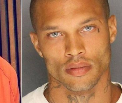 Jeremy Meeks wyszedł z więzienia. Zostanie modelem?