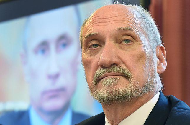 Sondaż dla WP. Podkomisja Antoniego Macierewicza nie powinna nigdy powstać