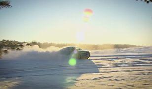 #dziejesiewmoto: BMW X6 kontra zaśnieżona droga