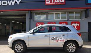 Niezbyt oszczędne auto do dalekich podróży? STAG pokazał, że to nie problem.