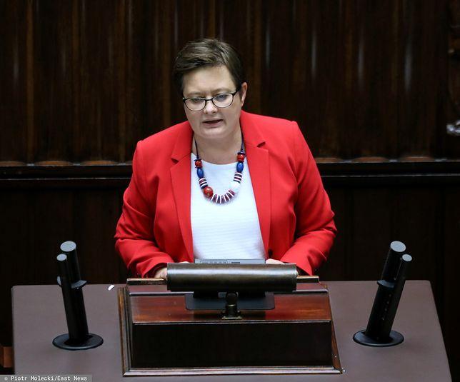 Katarzyna Lubnauer ujawniła groźby, które skierowano w jej stronę