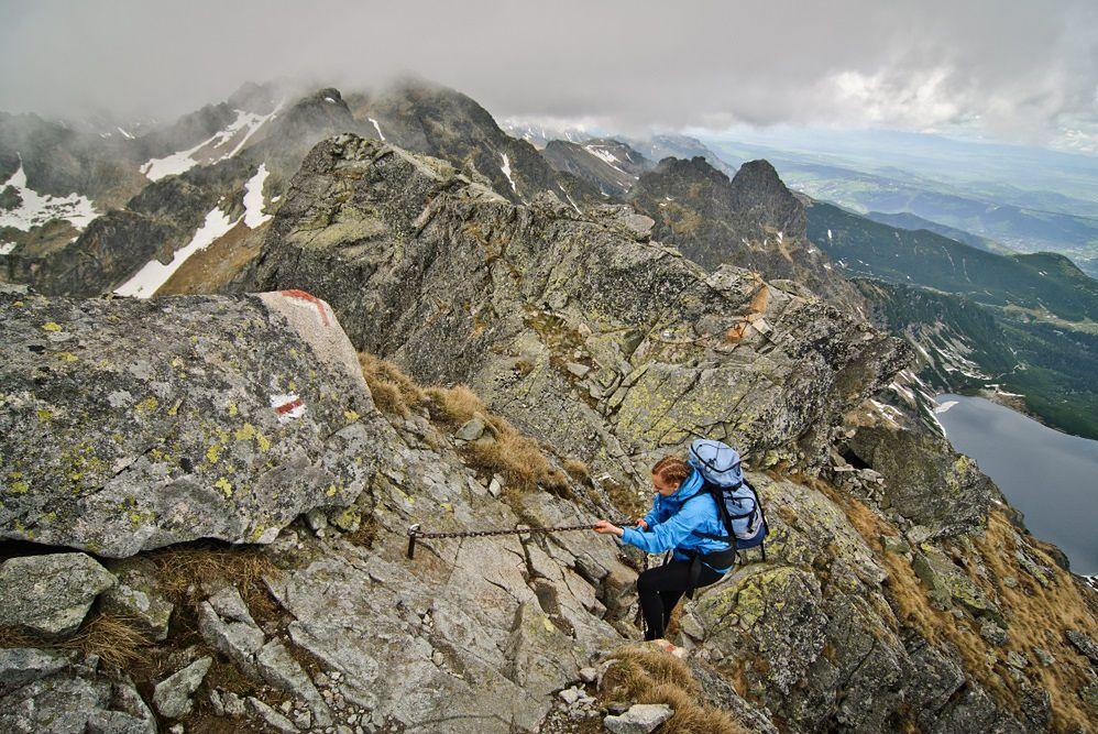 Najniebezpieczniejsze trasy i najczęstsze przyczyny wypadków w Tatrach