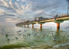 Międzyzdroje - tyle polscy turyści wydają nad polskim morzem