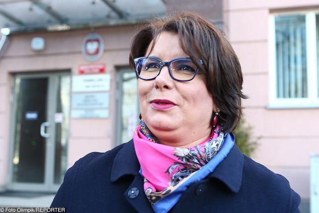 Fitas-Dukaczewska nie musi zeznawać ws. Smoleńska