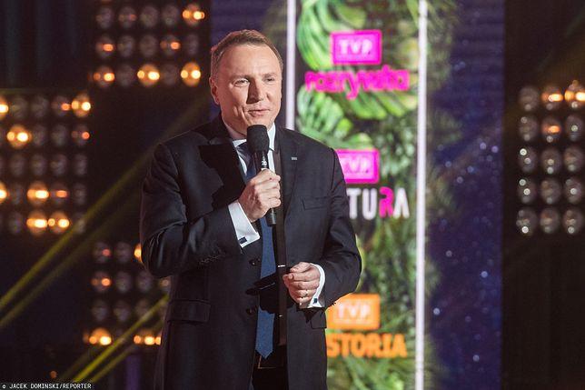 NEWS WP: Jacek Kurski został doradcą Zarządu TVP