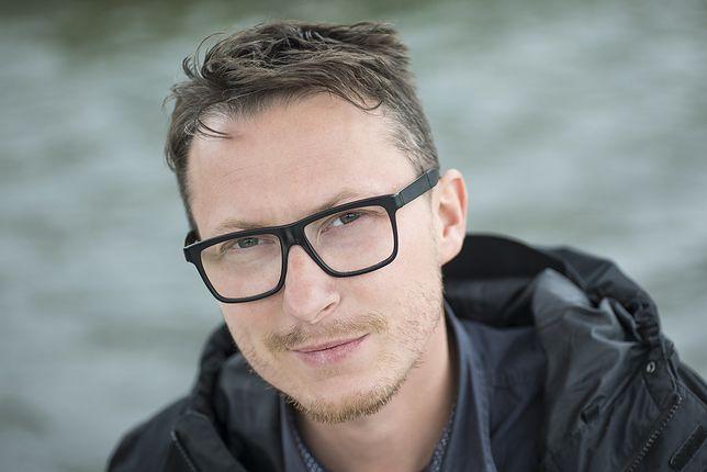 Michał Woroch - trzeci nominowany do Nagrody Alchemika