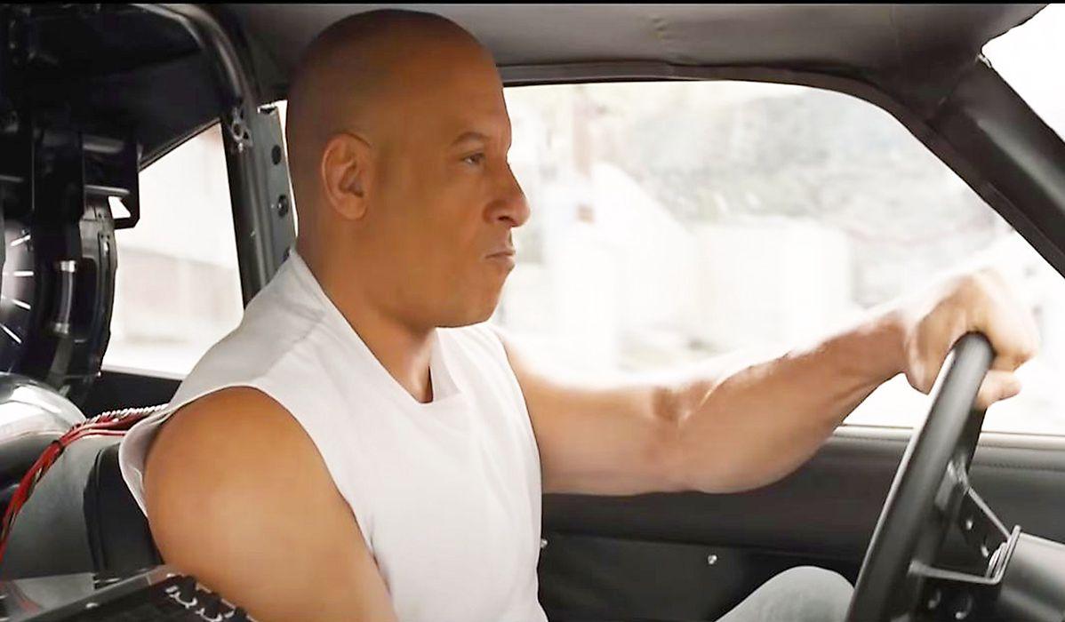 Wściekły Vin Diesel może być pewny sukcesu w Chinach.