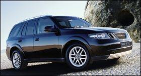 9-7X: SUV marki Saab?