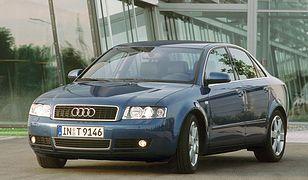 Audi A4: najczęściej wyszukiwane auto w 2015 roku