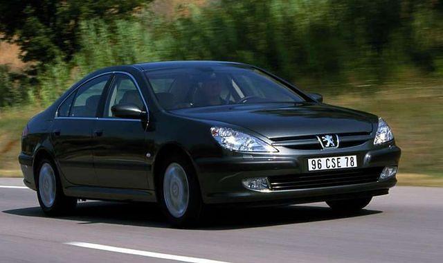 Peugeot 607: limuzyna w okazyjnej cenie czy skarbonka bez dna?