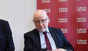 """Rzecznik Partii Pracy powiedział w rozmowie z dziennikiem """"The Times"""", że Hopkins został zawieszony na czas wewnętrznego śledztwa w tej sprawie"""