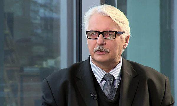 MSZ Rosji o wypowiedzi Witolda Waszczykowskiego: nadzwyczaj niebezpieczna i skrajnie prowokacyjna