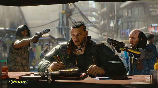 """""""Cyberpunk 2077"""": gracz zdradza szczegóły"""
