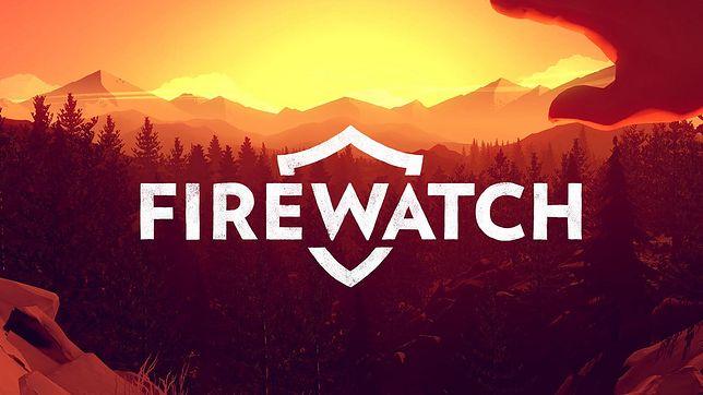 Screen z gry Firewatch