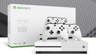 Cyber Monday dla graczy. Xbox One S z dodatkowym padem za 733 zł i inne promocje