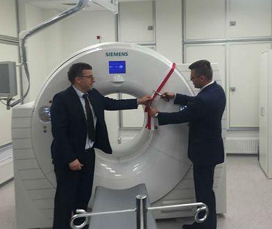 Nowy aparat w centrum onkologii. Pozwoli na szybszą diagnozę nowotworów
