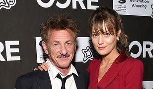 Sean Penn ma dziewczynę w wieku swoich dzieci. Romans trwa już od kilku lat
