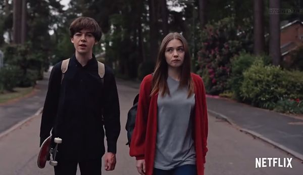 The end of the f***ing world – opis serialu, lista odcinków