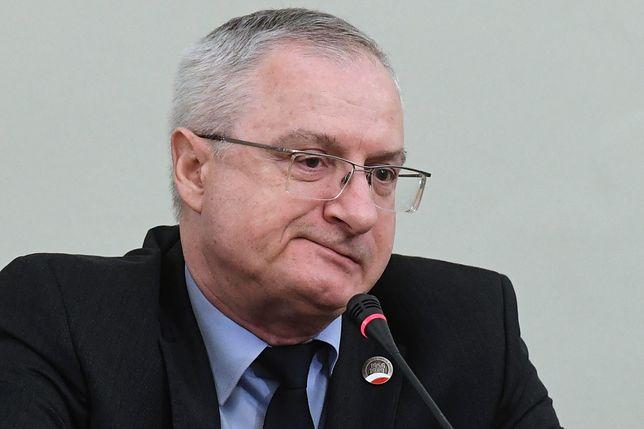 Krzysztof Bondaryk, były szef ABW: brakowało pieniędzy na walkę z przestępczością zorganizowaną