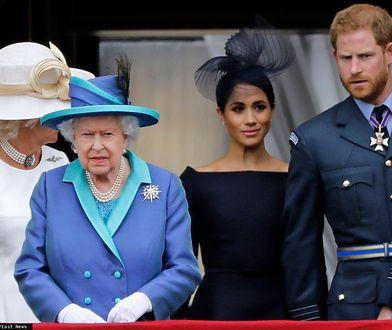 Księżna Meghan nieobecna na naradzie rodzinnej