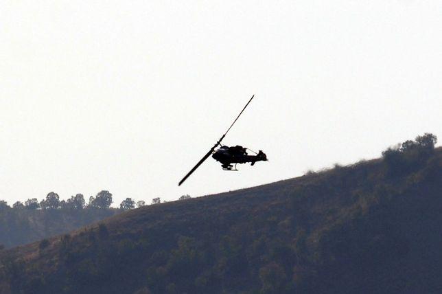 Syria: zestrzelono turecki helikopter. Nie żyje dwóch żołnierzy