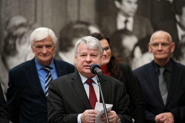"""Senator Bogdan Borusewicz o decyzji """"S"""": nie dziwi mnie"""