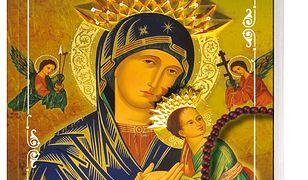 Koronka do Matki Bożej Nieustającej Pomocy