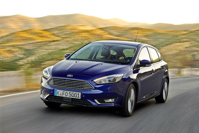 10. Ford Focus