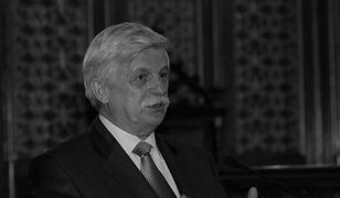 Prof. Franciszek Ziejka nie żyje. Historyk i były rektor UJ miał 79 lat