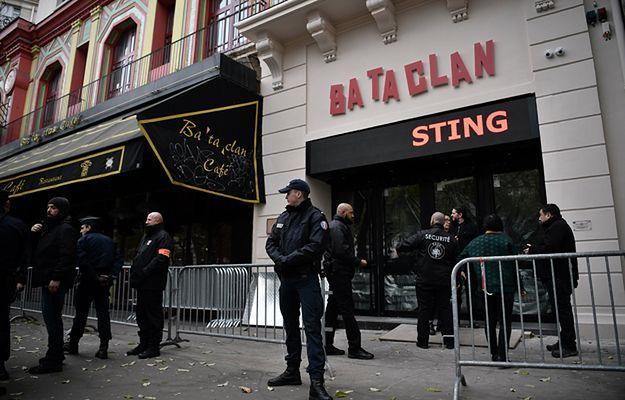 Francja: koncert Stinga na inaugurację Bataclan w rok po zamachu
