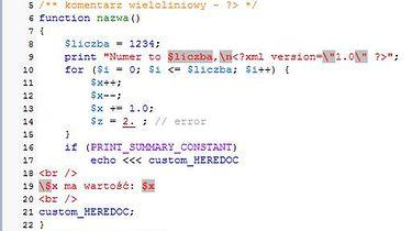 PHPdesigner czyli sposób na przyjemne programowanie