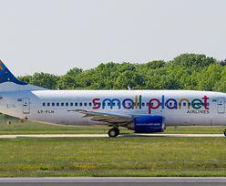 Polscy turyści utknęli na Korfu. Samolot ma pękniętą oponę