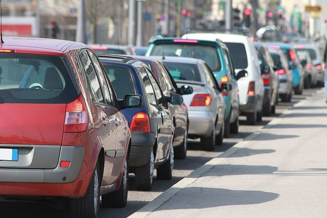 Protest i blokada drogi krajowej nr 7. Utrudniony dojazd do stolicy